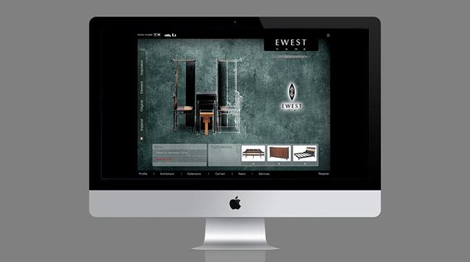 EWESTHOME易为家_Flash网站设计制作